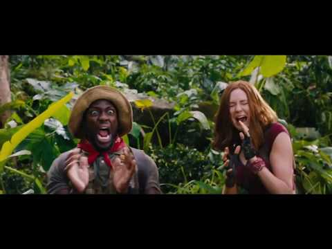 Jumanji 2  Welcome to the Jungle International Trailer #1 2017 Dwayne Johnson, Kevin Hart Movie HD