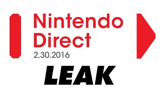 Some people made a fake Nintendo Direct and included a new character reveal