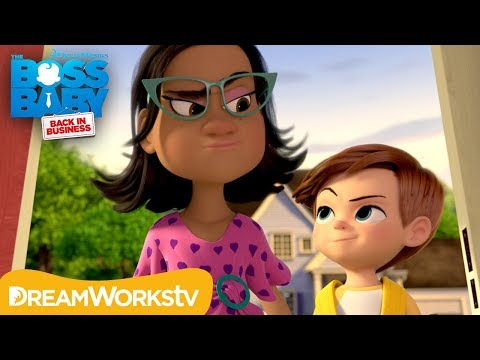 Babysitter To The Rescue | THE BOSS BABY BACK IN BUSINESS