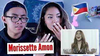 """BRO & SIS REACT to Morissette Amon """"Naririnig Mo Ba"""" 😱"""