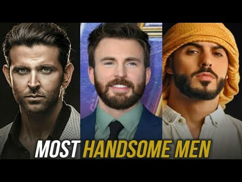 Top 7 Most Handsome Men In The World 2019