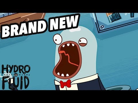 HYDRO And FLUID | Tenor | NEW EPISODE | Funny Cartoons For Children