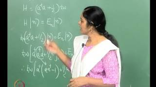 Mod-01 Lec-08 The Linear Harmonic Oscillator