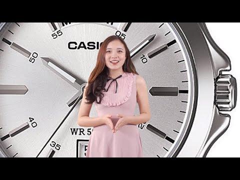 Đồng hồ Casio MTP SỐ 1 VỀ GIÁ RẺ, BỀN VÀ ĐẸP. Nó có gì hấp dẫn? - Thời lượng: 3:59.
