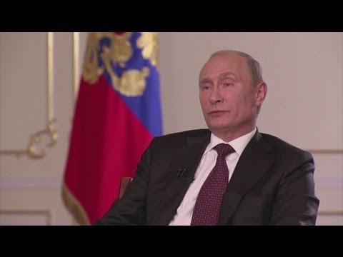 Vladimir Putin on Gay Participation in the Sochi 2014 Winter Olympics