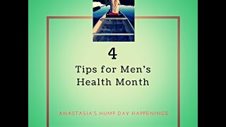 4 Tips for Men's Health Month