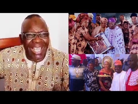 WATCH Yoruba Actor Baba Wande Wife, Children And Things You Never Knew