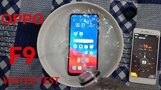 Download Video oppo F9 water test || F9 water test || Actually Waterproof?? MP3 3GP MP4