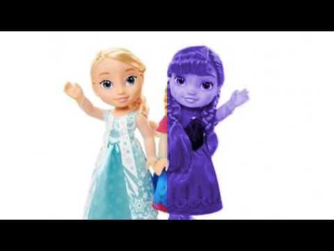 Chloe's toy home intro (видео)