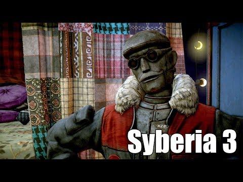 Syberia 3 (Оригинал) - Серия 25 (Стильно, модно, молодежно)
