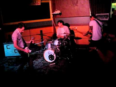 Capital City - doing the last set ever by any band, at the (Old) Hyde Park Hotel - Perth Jan 2010