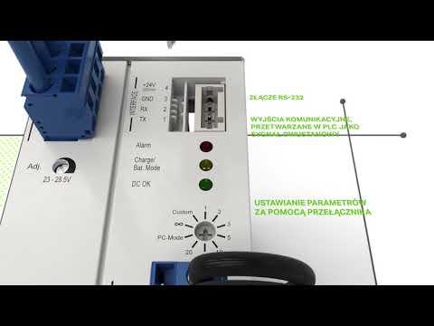 WAGO.PL - EPSITRON® Zasilacze Bezprzerwowe (UPS)