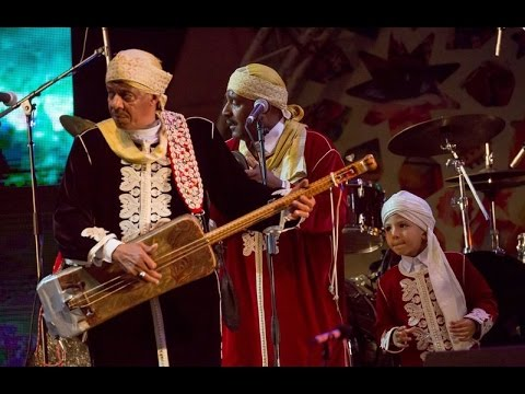 Lila Màalam Mustapha Bakbou -'_ Ftouh Rahba Part 1 -' & Gnawa Oulad Bambra