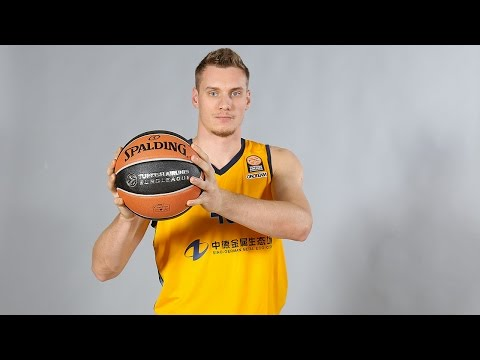 Focus on: Leon Radosevic, Alba Berlin