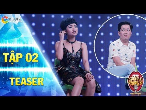 Trailer Giọng Ải Giọng Ai Mùa 2017 siêu hài với Miu Lê Trường Giang và Trấn Thành