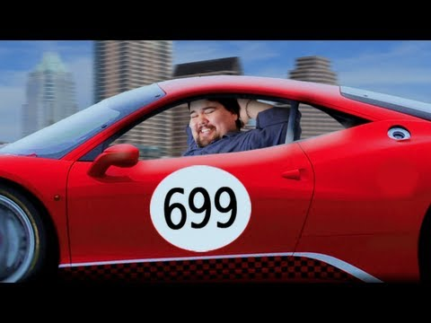 Race Car Fantasy