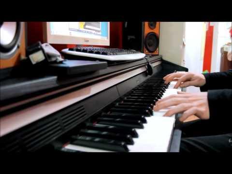 Mockingbird -  Eminem (Piano cover Ender) (видео)