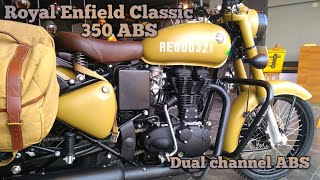 10. Royal Enfield Classic 350 ABS signals New 2018 walk around