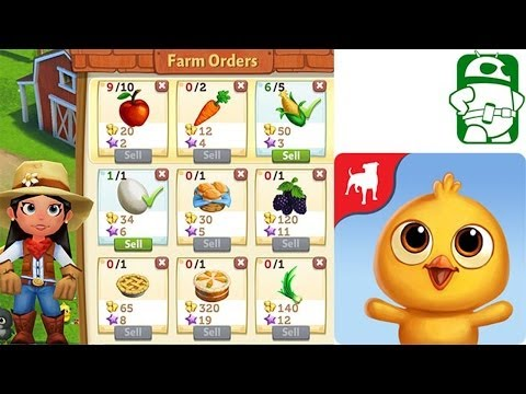 [2] - In this video we review Farmville 2 on Android! Also called Farmville 2: Country Escape. Can this game stack up against the Facebook version and is it worth your time? In this video, we'll...