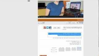 איך מטמיעים סרטון מיוטיוב באתר שלנו ועוד כמה דברים...