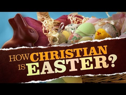 easter - Easter customs mix pagan myths, rituals, symbols and practices with just a little truth. What's wrong with this picture? Watch this program, read the transcr...