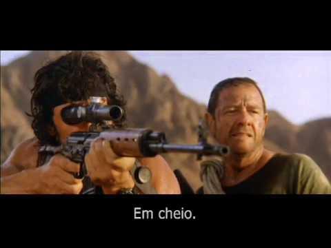 Rambo III - Deleted Scene 4 (Cena deletada 4)