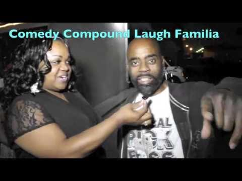 Tha Real Rick Ross and Comedy Compound at Spikes!