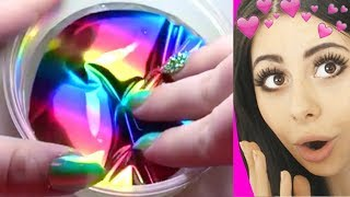 Video Oddly SATISFYING Video Compilation - ASMR , Slime Pressing and more! (part 5) MP3, 3GP, MP4, WEBM, AVI, FLV Juni 2019
