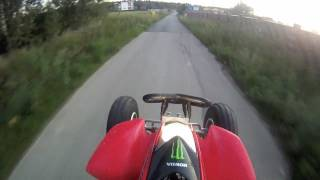 5. HondA TRX 250 ONE Summer day of ATV riding