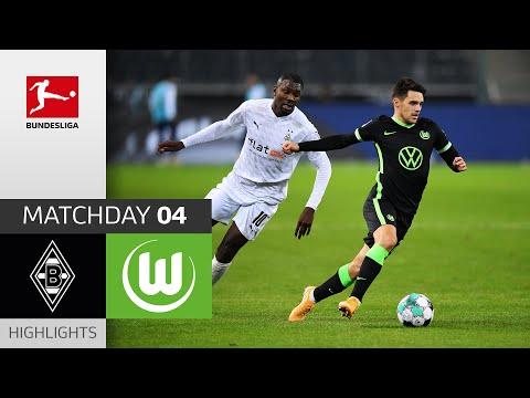 Borussia M'gladbach - VfL Wolfsburg | 1-1 | Highlights | Matchday 4 – Bundesliga 2020/21
