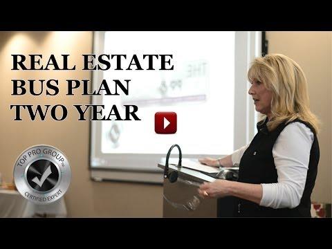Real Estate Training: 2 Year Business Plan | Best Real Estate Business Plan