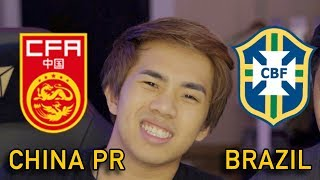 Video HOW GOOD IS CHINA PR IN FIFA 18? MP3, 3GP, MP4, WEBM, AVI, FLV November 2018