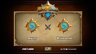 Muzzy vs Willscarlet, game 1