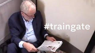 Jeremy Corbyn: dispute over Virgin Trains CCTV
