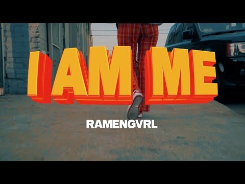 RAMENGVRL - I AM ME (Official Music Video) (CC) (Explicit)
