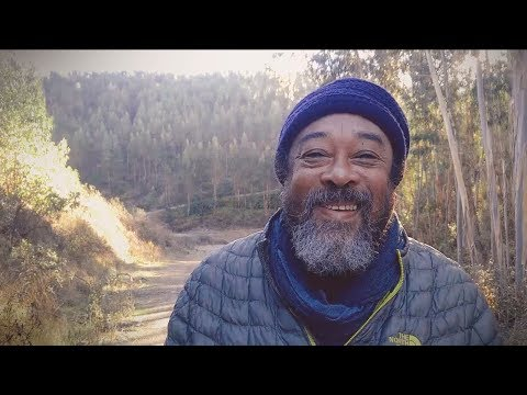 Mooji Moment: Baptized In the Breathless Domain of the Supreme