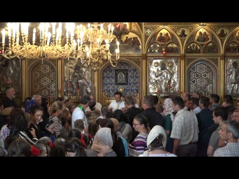DIRECT Catedrala Paris, 2 septembrie 2018