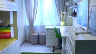 """Дизайн детской комнаты от Студии """"Градиз"""""""