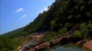 Cossatot River Flyover