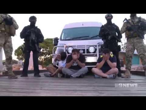 Record Drug Haul | 9 News Perth