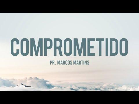 Pr. Marcos Martins - Saia da Caverna