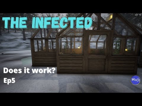 The Infected Gameplay Season 3 New Map 2021!  Episode 5 | Does The Greenhouse Require Power?