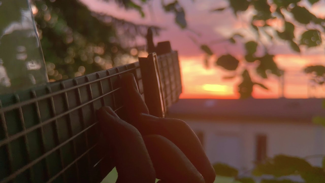 Porcupine Summer | Calming Acoustic Guitar Instrumental Solo – Pure Acoustic Guitar