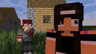 I Think I'm In Love - Kat Dahlia (Minecraft Animation)