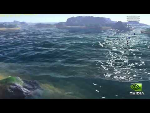 Video 5 de DirectX 11: DirectX 11 tessellation en el agua