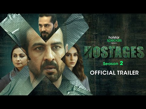 Khel ab palat chuka hain | Hostages Season 2 | Official Trailer | Sept 9 | Sudhir Mishra | Ronit Roy