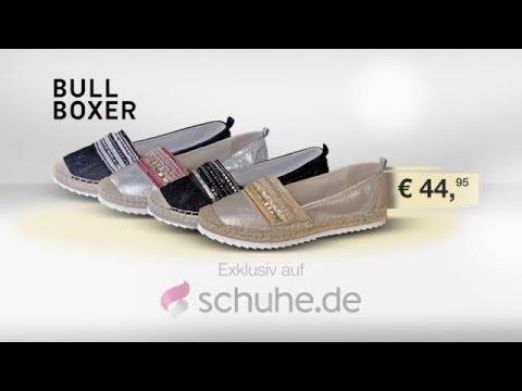 Bullboxer Espadrilles für Damen aus der TV Werbung 2016 | schuhe.de