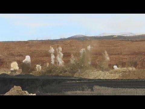 Ο λιγνίτης βυθίζει τα ελληνικά χωριά