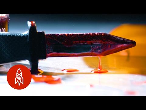 Příběh falešné krve