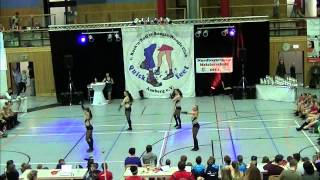 Endless Passion - Nordbayerische Meisterschaft 2014